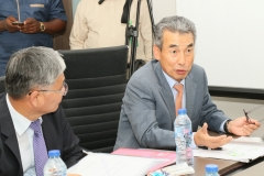 MD/CEO Meets With Korean Ambassador to Nigeria on Renewable Energy Projects