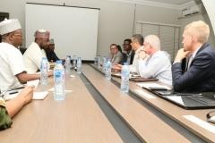 MD/CEO of REA, Ahmad Salihijo meets