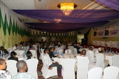 Particiants on Day 2, at the 'Energy-Agric Nexus for Rural Economic Development
