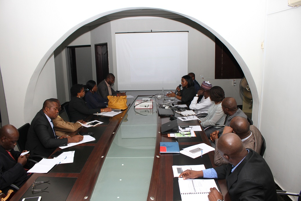 MD MEETS WITH POWER SECTOR COMMUNICATIONS TEAM