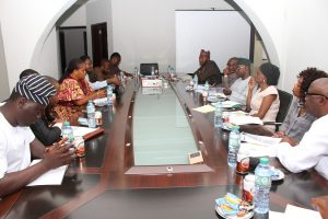 REA MEETS WITH NIGERIA FORWARD AND STEADY PROJECT; A NON GOVERNMENTAL ORGANISATION