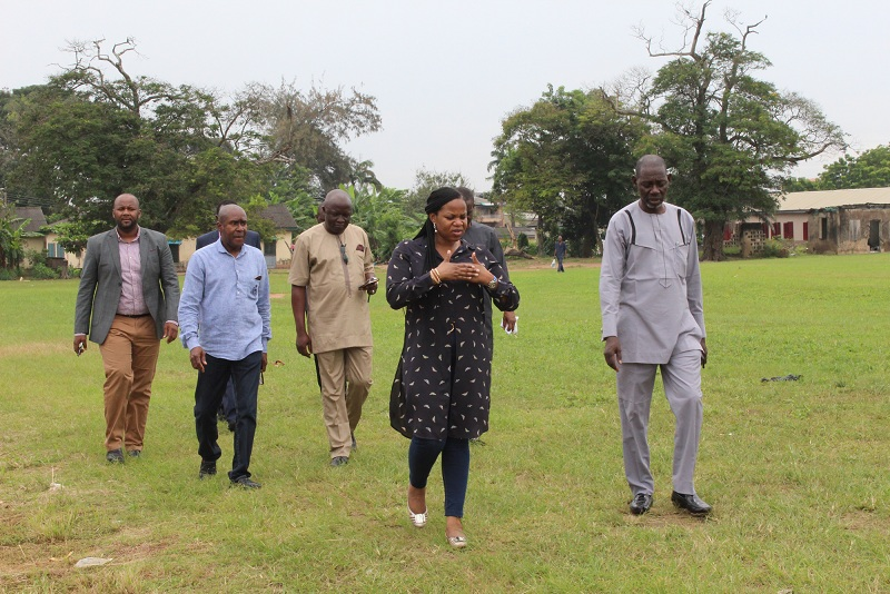 Inspection of IPP Plant for Igbobi College