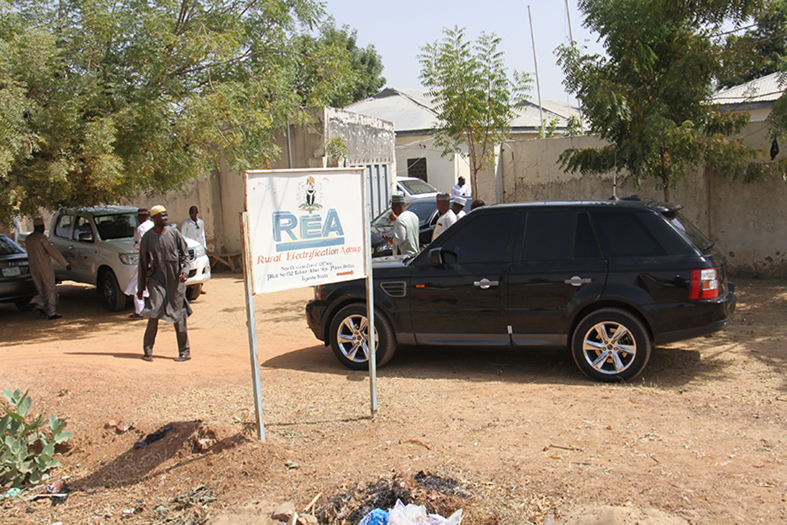 WORKING VISIT BY MD/CE TO NORTH WEST ZONAL OFFICE IN DUTSE, JIGAWA STATE.
