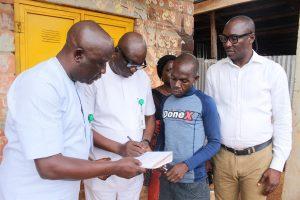 REA Visit to Durumi IDP Camp