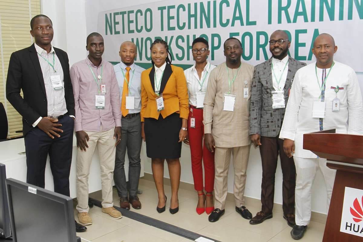 NETECO TECHNICAL WORKSHOP organized by the REA/REF in collaboration with Huawei.
