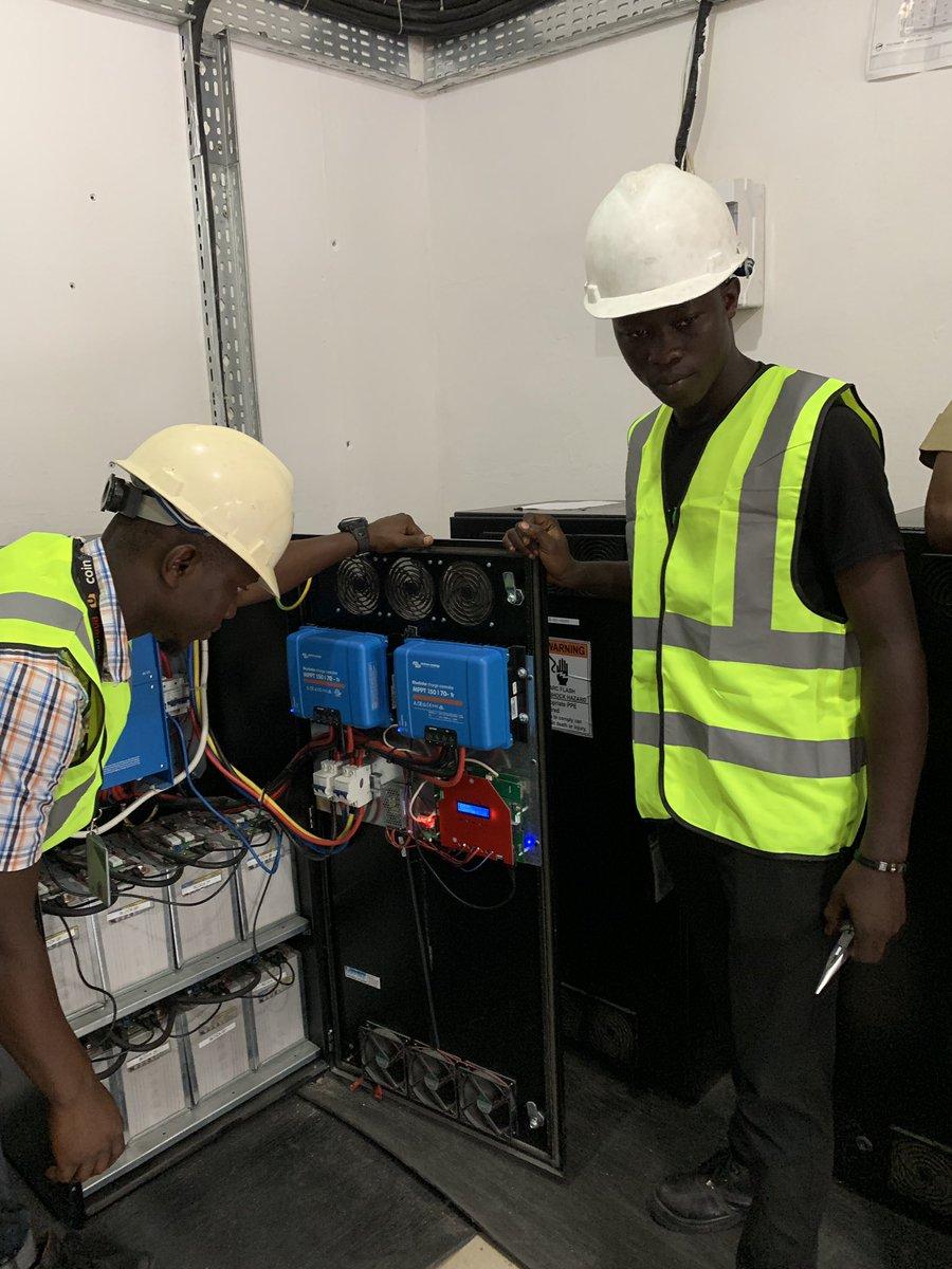 Iponri Market Inspection Visit By Hon. Minister Of Power, Work & Housing, H.E Babatunde Fashola