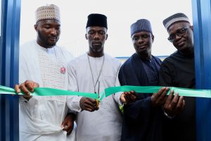 Commissioning of 65kWp Solar Hybrid Mini-Grid as well as a 5.4kWp in Kogi state