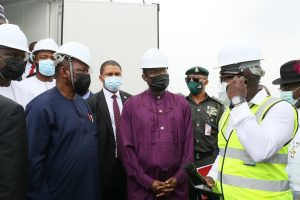 Commissioning of the 1.35MW Solar Hybrid Project at the Federal University of Petroleum, Effurun